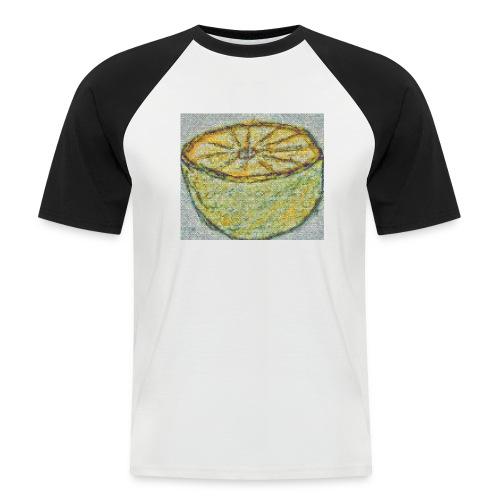 Lemonade - T-shirt baseball manches courtes Homme