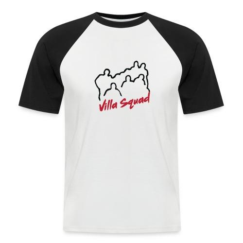 Villa Squad - Maglia da baseball a manica corta da uomo