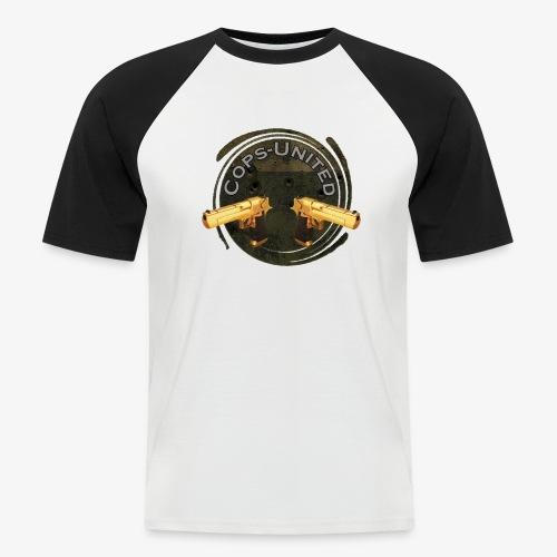 cu1200 - Männer Baseball-T-Shirt