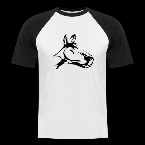 Anzian - Männer Baseball-T-Shirt