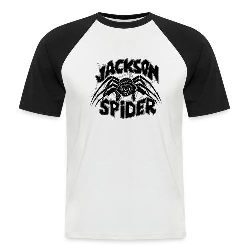 jackson spreadshirt - Männer Baseball-T-Shirt