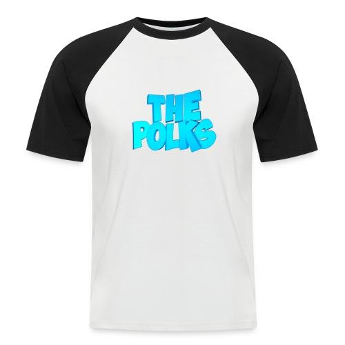 THEPolks - Camiseta béisbol manga corta hombre