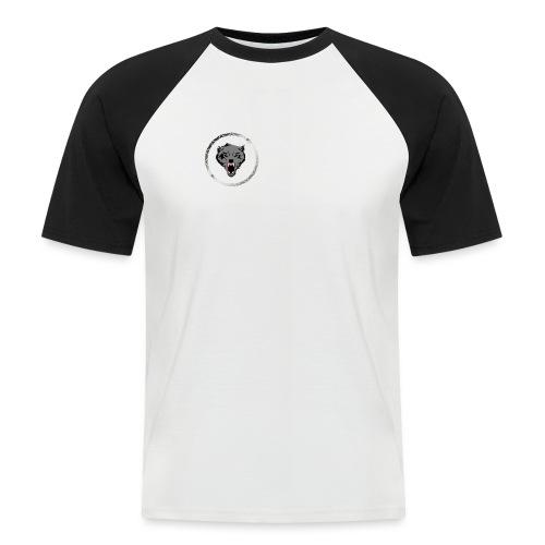 T-Shirt | Männer Shirt/ Heavy and fit - Männer Baseball-T-Shirt