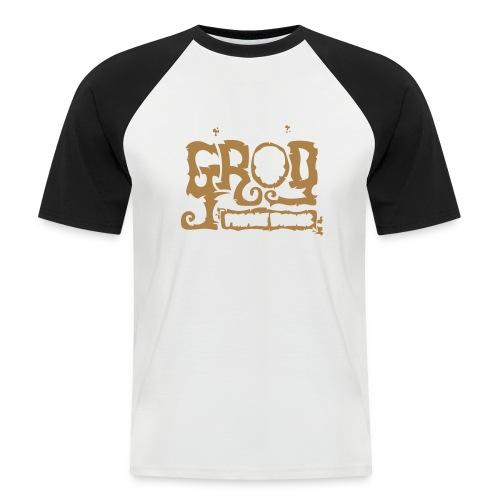 Scumm Bar Grog - Camiseta béisbol manga corta hombre