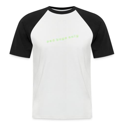 only_sad - Men's Baseball T-Shirt