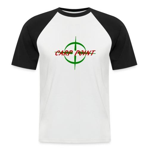 Carp Point - Männer Baseball-T-Shirt