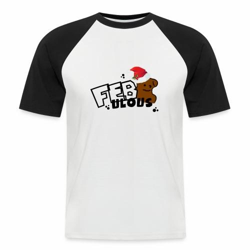 WeihnachtsMerch - Männer Baseball-T-Shirt