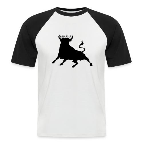 nath - T-shirt baseball manches courtes Homme