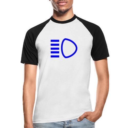High Beam - Men's Baseball T-Shirt