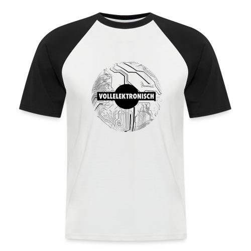 Elektron - Männer Baseball-T-Shirt
