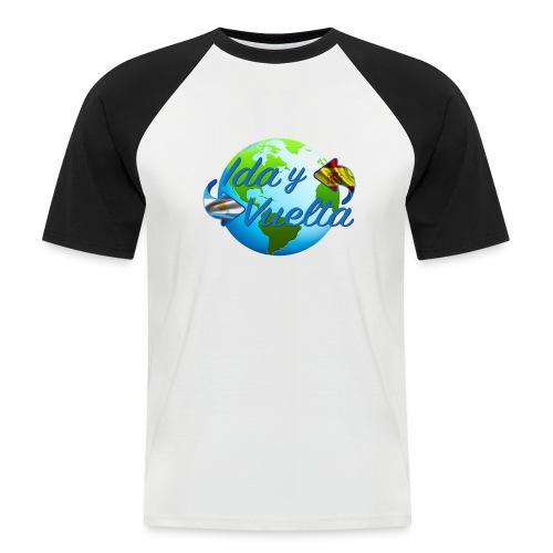 Ida y Vuelta-jpeg - Camiseta béisbol manga corta hombre