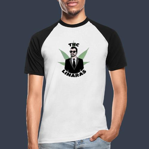 Classic THC - Men's Baseball T-Shirt