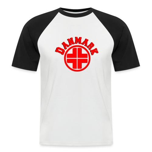 Denmark - Men's Baseball T-Shirt