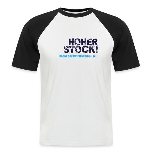 Unterbux Highsticking png - Männer Baseball-T-Shirt