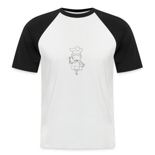 Maglietta 1 - Maglia da baseball a manica corta da uomo