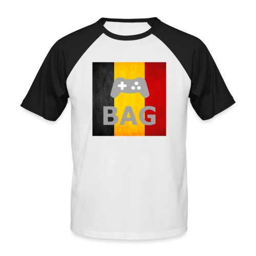 BelgiumAlpha Games - Men's Baseball T-Shirt