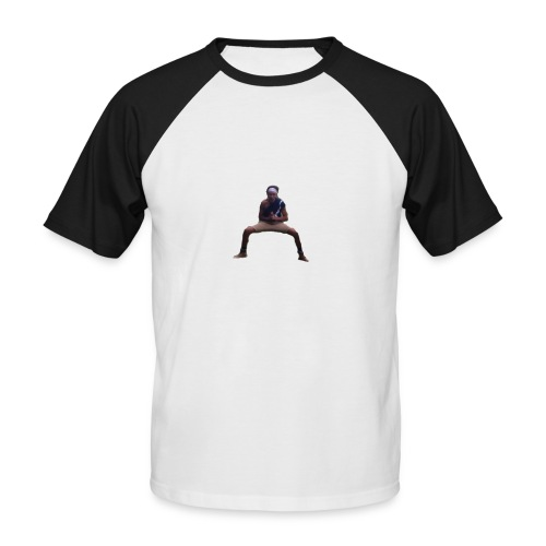 ethan png - Men's Baseball T-Shirt