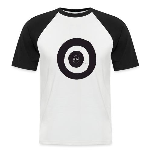 Ninho Target - Maglia da baseball a manica corta da uomo