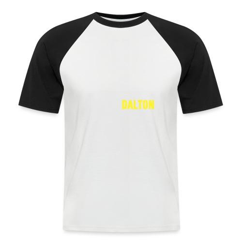 TheJackDaltonévolution - T-shirt baseball manches courtes Homme