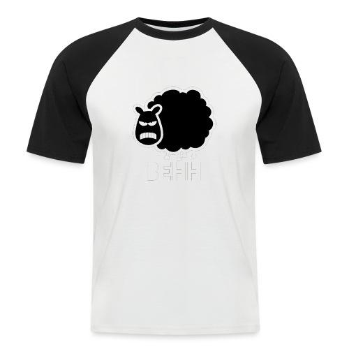 BEHH - Mannen baseballshirt korte mouw