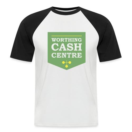 WCC - Test Image - Men's Baseball T-Shirt