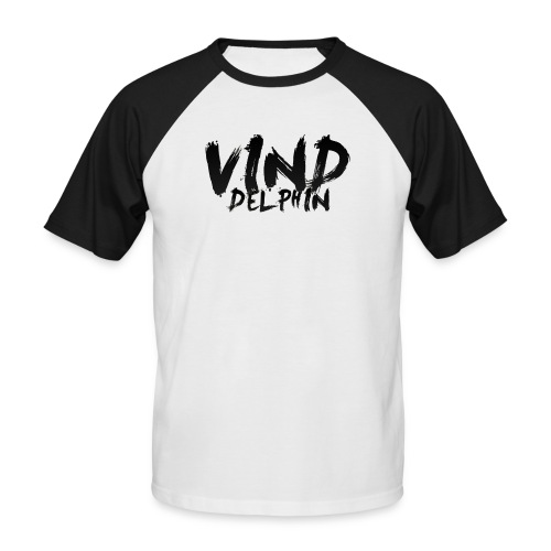 VindDelphin - Men's Baseball T-Shirt