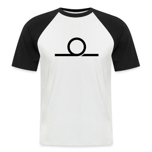WHEEL LONG png - Men's Baseball T-Shirt