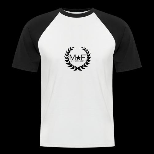 MF - T-shirt baseball manches courtes Homme