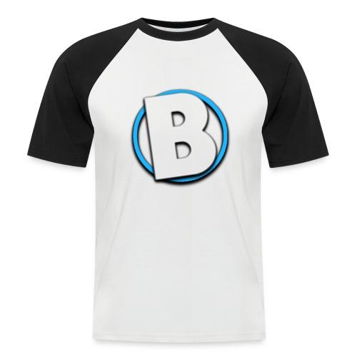 Bumble Logo - Men's Baseball T-Shirt