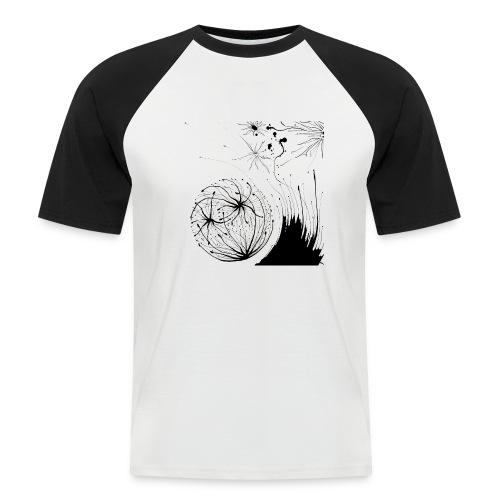 sac03 - T-shirt baseball manches courtes Homme