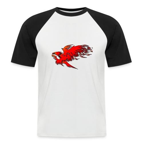 feueradler - Männer Baseball-T-Shirt