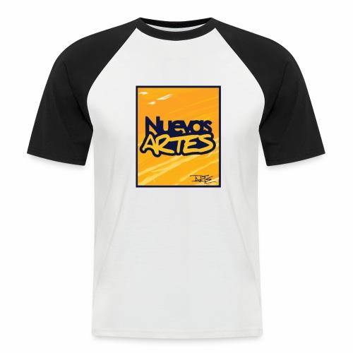 Nuevas Artes - Camiseta béisbol manga corta hombre