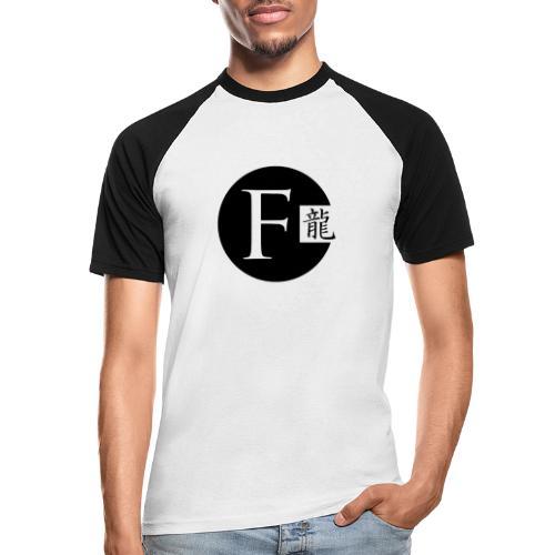 Fletch Premium - Männer Baseball-T-Shirt