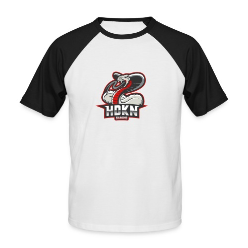 HDKN Gaming - T-shirt baseball manches courtes Homme