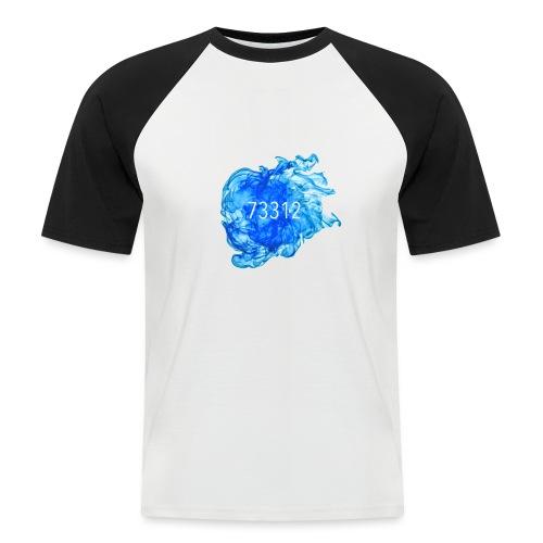 73312 Feuer - Männer Baseball-T-Shirt