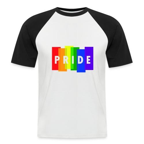 Pride - Camiseta béisbol manga corta hombre