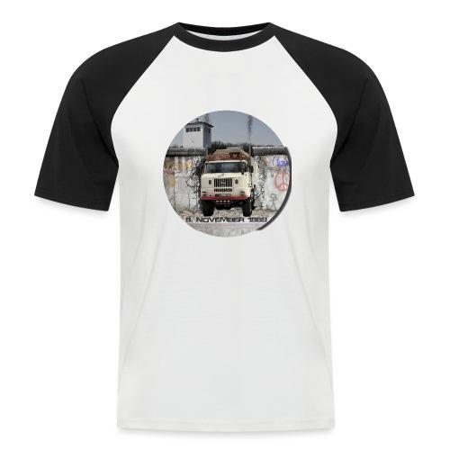 Grenzöffnung - IFA LKW W50 - Männer Baseball-T-Shirt