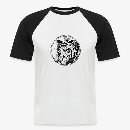 Chaud JumpUp Circle - Mannen baseballshirt korte mouw
