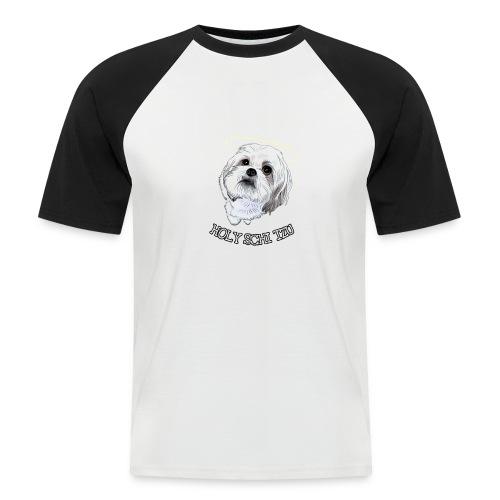 HOLY SCHI TZU - Men's Baseball T-Shirt