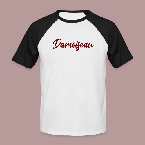 Damoiseau - T-shirt baseball manches courtes Homme