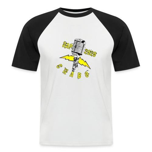 Chabo - Männer Baseball-T-Shirt