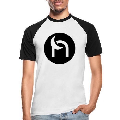Nocturnal Samurai Black - Men's Baseball T-Shirt