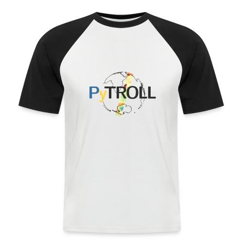 light logo spectral - Men's Baseball T-Shirt