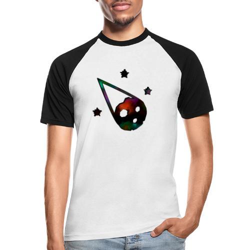 logo interestelar - Camiseta béisbol manga corta hombre