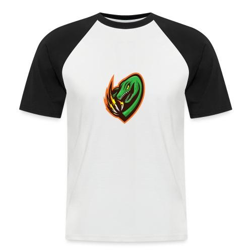 JurassicPvP Drop #1 - Men's Baseball T-Shirt