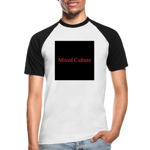 Mixed Culture - Männer Baseball-T-Shirt