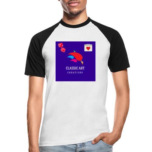 6B922284 9DFD 4417 87EA A64B8AD9B6BE - Camiseta béisbol manga corta hombre
