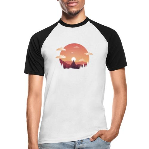 Monte Sagrado - Camiseta béisbol manga corta hombre