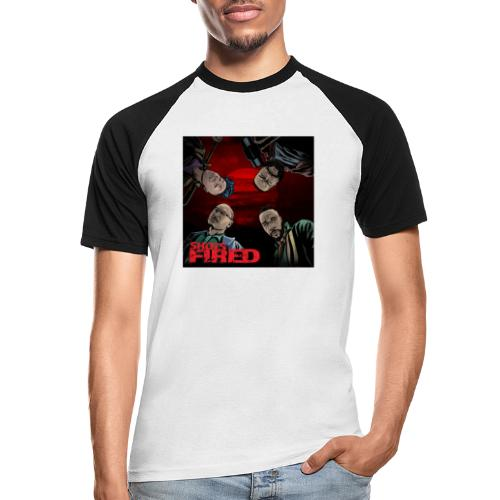 Whoacast theBoys 5400x5400 - Men's Baseball T-Shirt