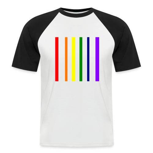 UNSCALABLE - Männer Baseball-T-Shirt